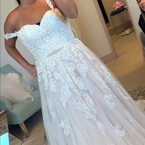 Unused wedding dress-to be done spring 2020-custom